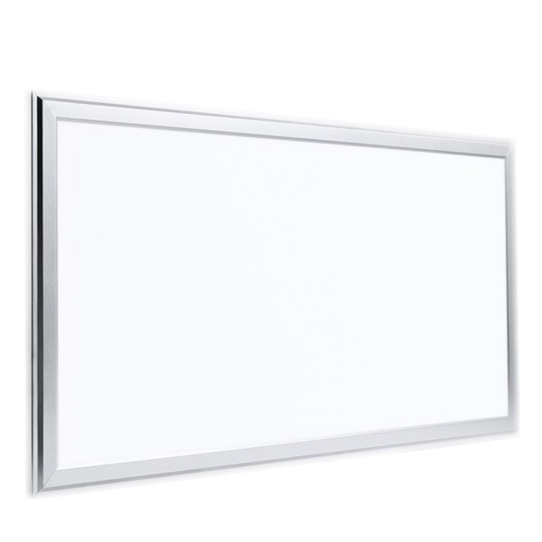 Plafonnier LED Rectangulaire Extra-plat 80W Blanc Naturel class=