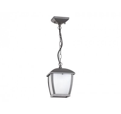 Suspensions Wilma Gris 11 Watts E27 1 lumière