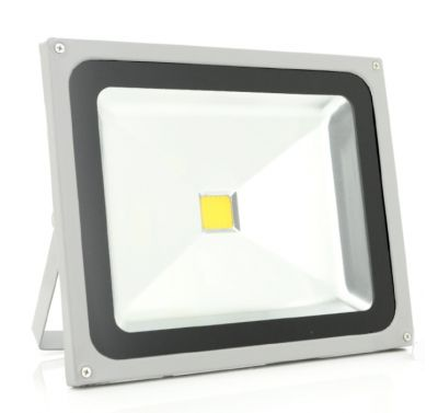 Projecteur Led 50W En Aluminium Blanc Froid - IP65
