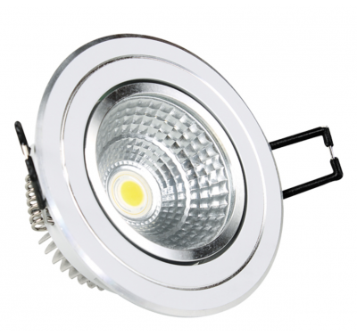 Spot led pas cher gu10 mr16 e27 encastrable pour for Spot orientable interieur