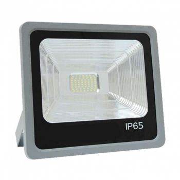 Projecteur Led 50W Ultrafin SMD PREMIUM Blanc Naturel - IP65