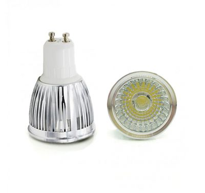 Spot Led COB 7W GU10 Dimmable Blanc Froid