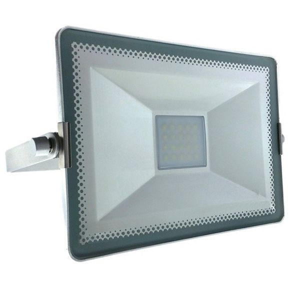 Projecteur Led 20W SMD High Line Blanc Chaud class=