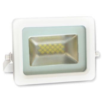 Projecteur Led 10W Ultra-fin SMD I-DESIGN 2 Blanc Chaud - IP65