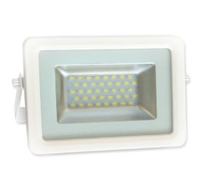 Projecteur Led 20W Ultra-fin SMD I-DESIGN 2 Blanc Froid - IP65