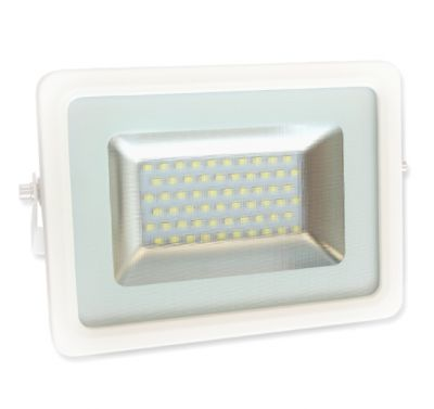 Projecteur Led 30W Ultra-fin SMD I-DESIGN 2 Blanc Chaud - IP65