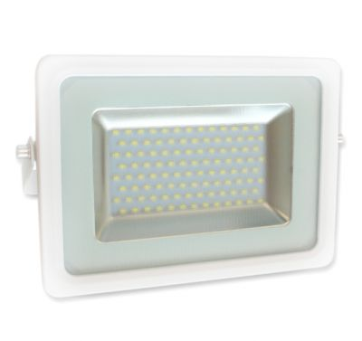 Projecteur Led 50W Ultra-fin SMD I-DESIGN 2 Blanc Naturel - IP65