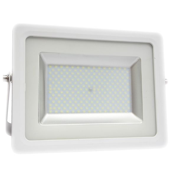 Projecteur Led 100W Ultra-fin SMD I-DESIGN 2 Blanc Froid - IP65 class=