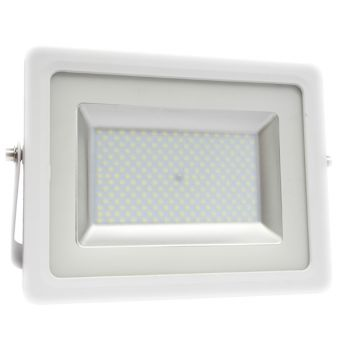 Projecteur Led 100W Ultra-fin SMD I-DESIGN 2 Blanc Chaud - IP65