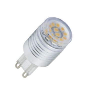 Ampoule Led G9 2W Blanc Chaud