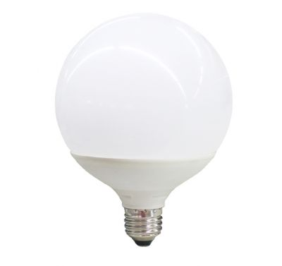 Ampoule Led Bulb E27 G120 15W Blanc Chaud - Dimmable