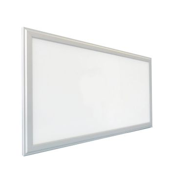 Dalle LED Carré Extra-plat 24W Blanc Naturel