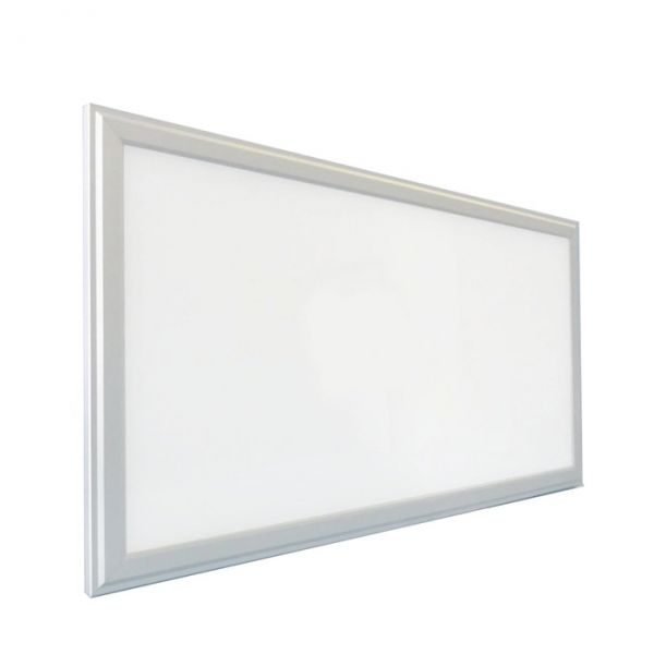 Dalle LED Carré Extra-plat 24W Bland Chaud class=