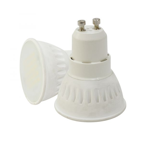 Spot Led SMD GU10 220V CERAMIC 6W Blanc Froid class=