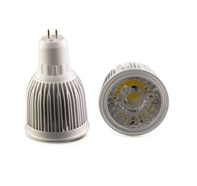 Spot Led COB MR16 12V 4,5W Blanc Chaud