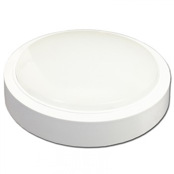 Plafonnier Led de surface Rond 24W Blanc Froid