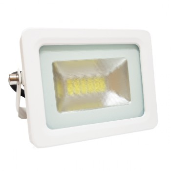 Projecteur Led 10W Ultra-fin SMD I-DESIGN 2 Blanc Naturel - IP65
