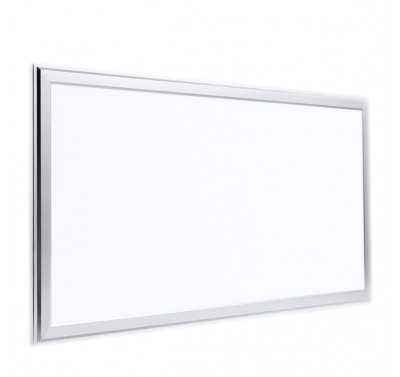 Plafonnier LED Rectangulaire Extra-plat 80W Blanc Naturel