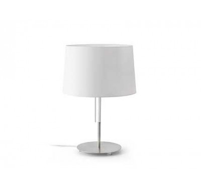 Lampe de table Volta Blanc 20 Watts E27