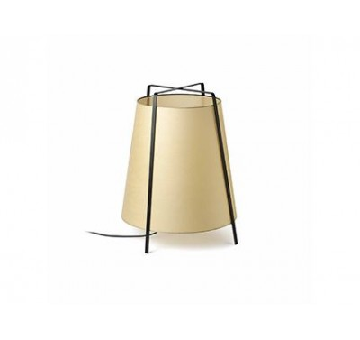 Lampe de table Akane Beige 20 Watts E27