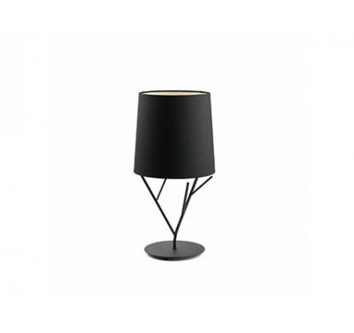 Lampe de table Tree Noir 60 Watts E27