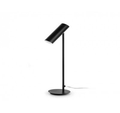 Lampe de table Link Noir 11 Watts GU10