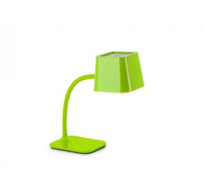 Lampe de table Flexi Vert 15 Watts E27