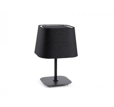 Lampe de table Sweet Noir 20 Watts E27