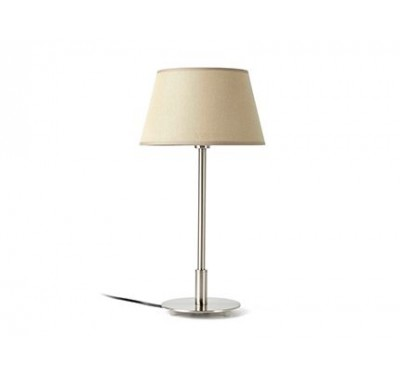 Lampe de table Mitic Beige 60 Watts E14