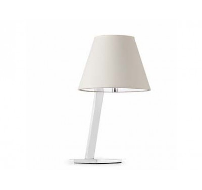 Lampe de table Moma Blanc 60 Watts E27