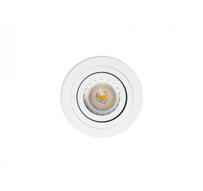Spot encastrable Rad—n Blanc 50 Watts GU10/MR16 1 lumières