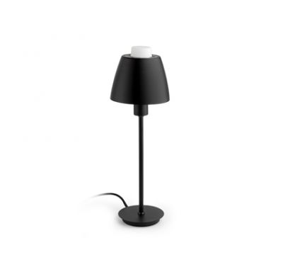 Lampe de table Benin Noir 40 Watts E14