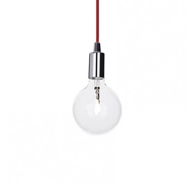 Suspension Edison Finition Laiton E27 60 Watts