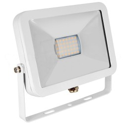 Projecteur Led 20W Ultra-fin SMD I-DESIGN Blanc Chaud - IP65