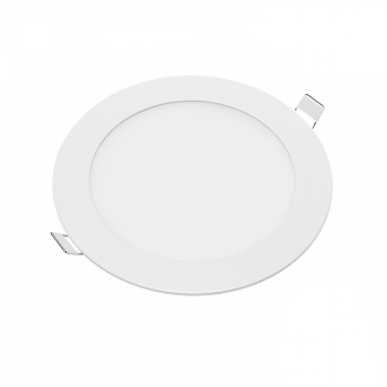 Plafonnier Led Rond Extra-plat 3W - Blanc Naturel