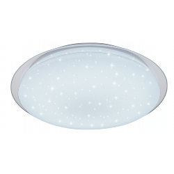 Plafonnier led 40W - Blanc Mat- Dimmable