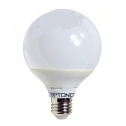 Ampoule LED Bulbe E27 15W Blanc Chaud