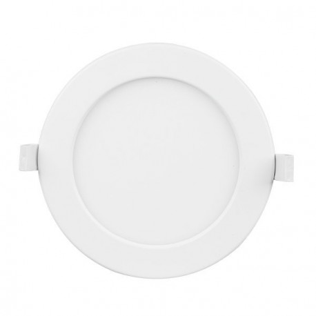 Plafonnier Led Rond Extra-plat 6W - Dimmable Blanc Froid à Blanc Chaud