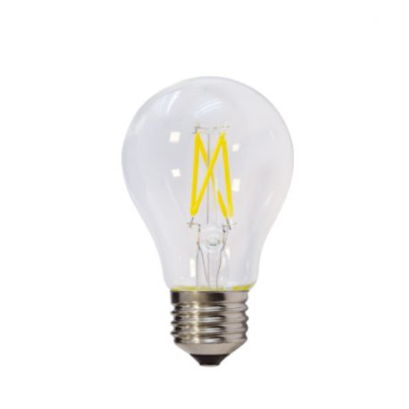 Ampoule Led Bulb à Filament A60 E27 6,5w Blanc Naturel