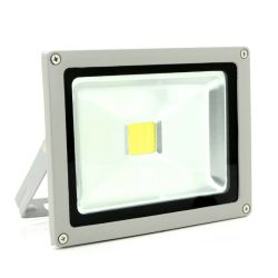 Projecteur Led 20W Blanc Chaud - IP65