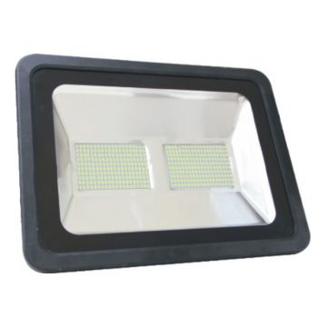 Projecteur Led 200W Ultra-fin SMD Blanc Froid - IP66
