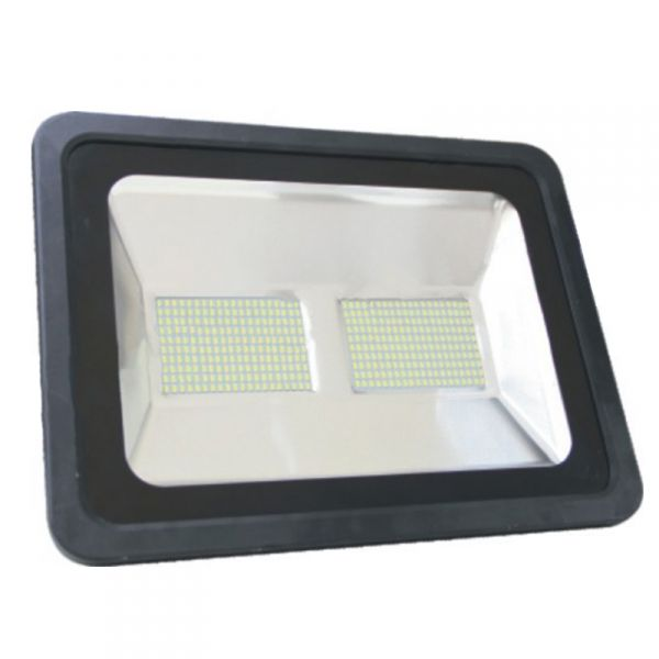 Projecteur Led 200W Ultra-fin SMD Blanc Froid - IP66 class=