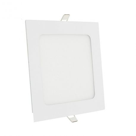 Plafonnier Led 12W Carré