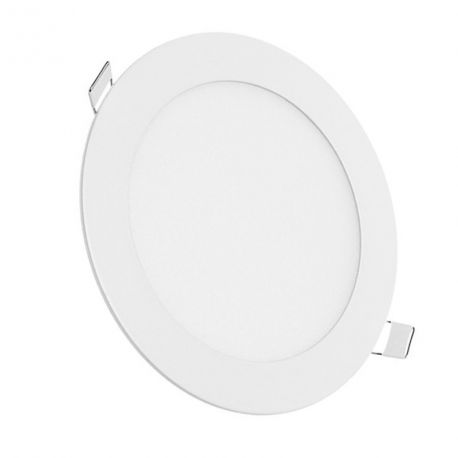 Plafonnier LED Rond Extra-plat 12W