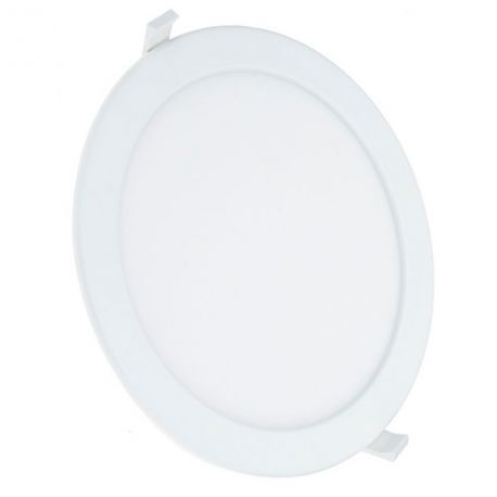 Plafonnier Led Rond Extra-plat 24W - Dimmable