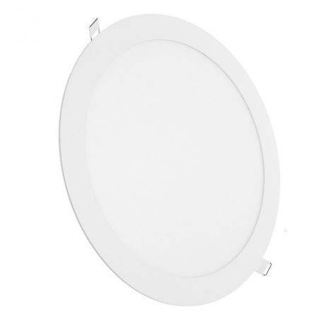 Plafonnier Led Rond Extra-plat 24W