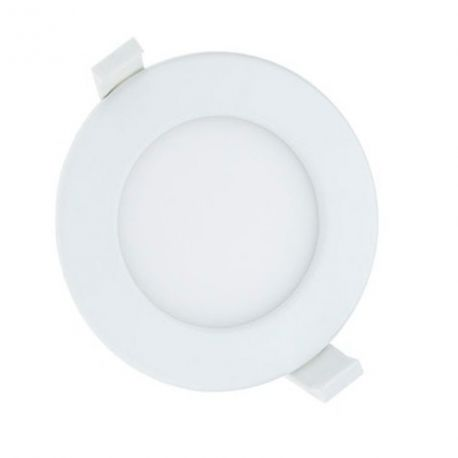 Plafonnier Led Rond Extra-plat 9W - Dimmable