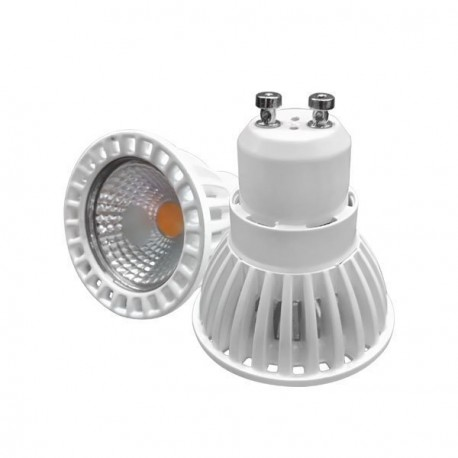 Spot Led GU10 6w COB 50° Dimmable