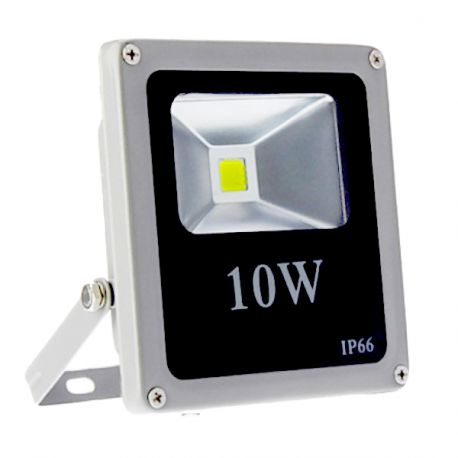 Projecteur Led Lucky 10W Blanc Chaud - IP66