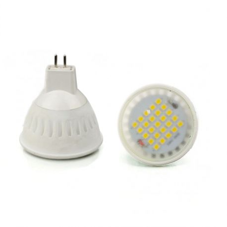 Spot Led SMD MR16 6W Blanc Froid